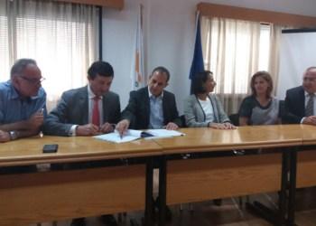 Σχέδιο Παροχής Κινήτρων υπέγραψαν Υπουργός Μεταφορών και Hermes Airports
