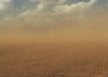 υψηλά επίπεδα σκόνης