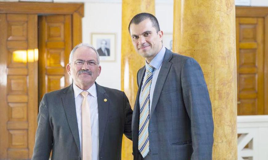 Σ. Περδίος: Πλήρη στήριξη στους στόχους της Λεμεσού για αύξηση του τουριστικού
