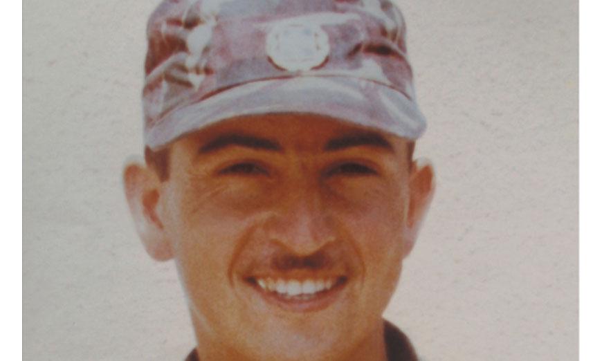 μνημόσυνο ήρωα στρατιώτη Χαράλαμπου Χαραλάμπους