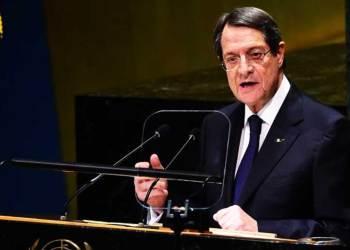 Αποφασιστικότητα για δημιουργία συνθηκών δημιουργικού διαλόγου εξέφρασε ο Πρόεδρος Αναστασιάδης