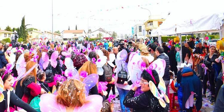 Καρναβάλι Αγλαντζιάς