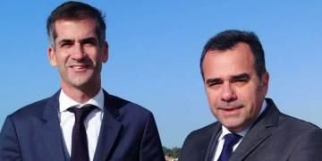 Δήμαρχοι Λευκωσίας και Αθήνας