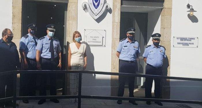 Σε περισσότερη ασφάλεια στο κέντρο της Λεμεσού προσβλέπει η Υπουργός Δικαιοσύνης