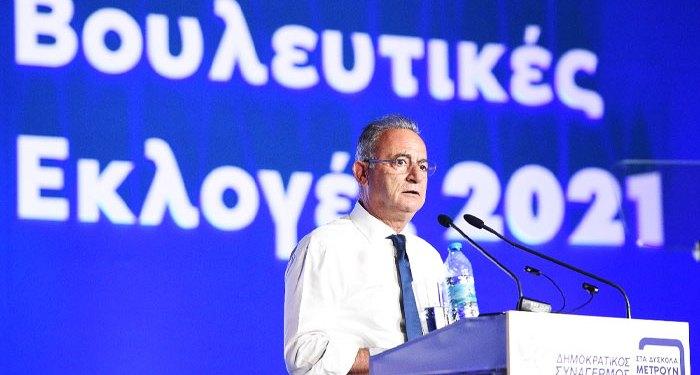 Αβέρωφ: Είναι η ώρα να κερδηθεί η μάχη της οικονομίας