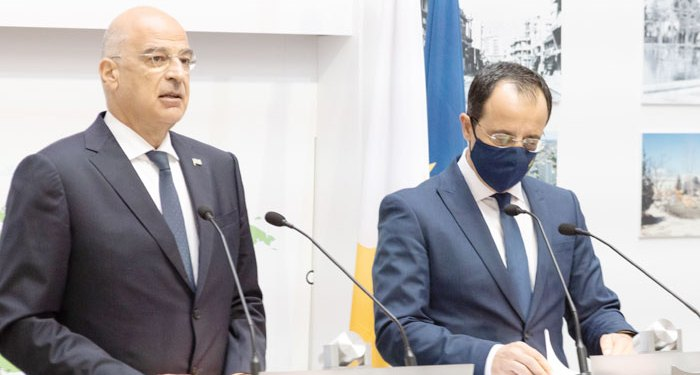 ΥΠΕΞ Κύπρου και Ελλάδας