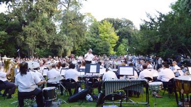 Συναυλίες στον Εθνικό κήπο