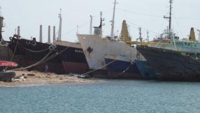 Νεκροταφείο σαπιοκάραβων και ναυαγίων ο κόλπος της Ελευσίνας