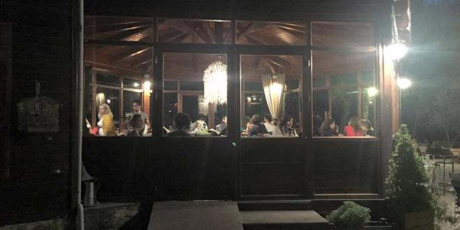 Δήμος Χαϊδαρίου σφραγίζει το κυλικείο στο Διομήδειο κήπο