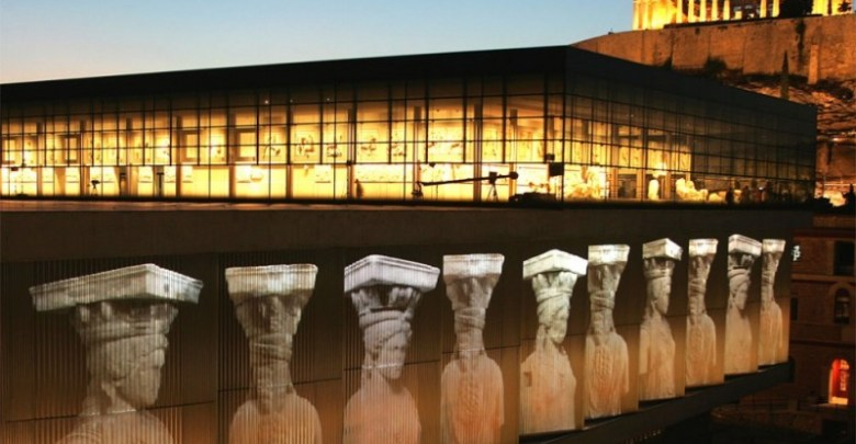 Φύλακες προσλαμβάνει το Μουσείο Ακρόπολης