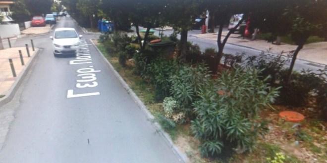 Ανάπλαση της οδού Γ. Παπανδρέου