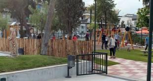 παιδικές χαρές του Δήμου Περιστερίου