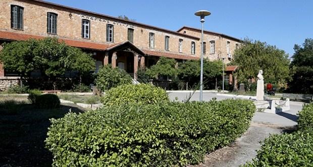 σίτιση των ηλικιωμένων στο Γηροκομείο Αθηνών