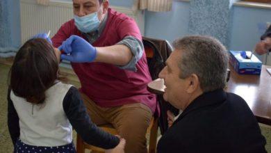 οδοντιατρικός έλεγχος από τον Δήμο Ιλίου
