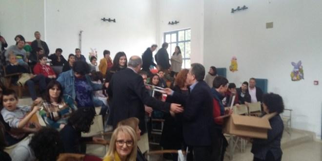 Πασχαλινή εκδήλωση από την Περιφέρεια Κρήτης