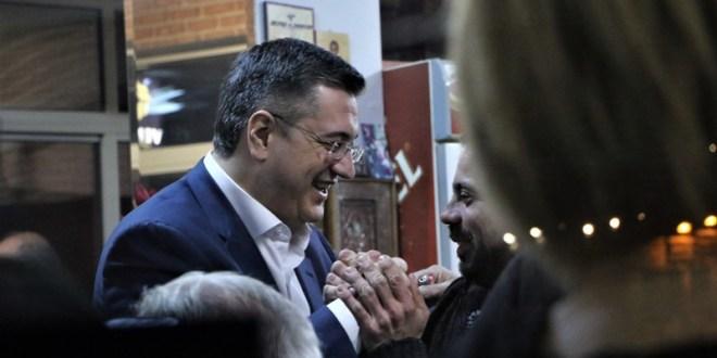 Το κέντρο κοινότητας  Δήμου Πέλλας εγκαινίασε ο Απόστολος Τζιτζικώστας