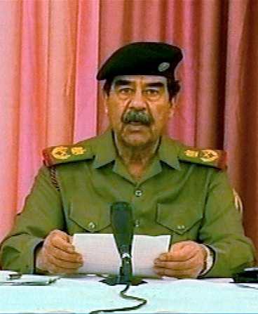 Saddam (AP)