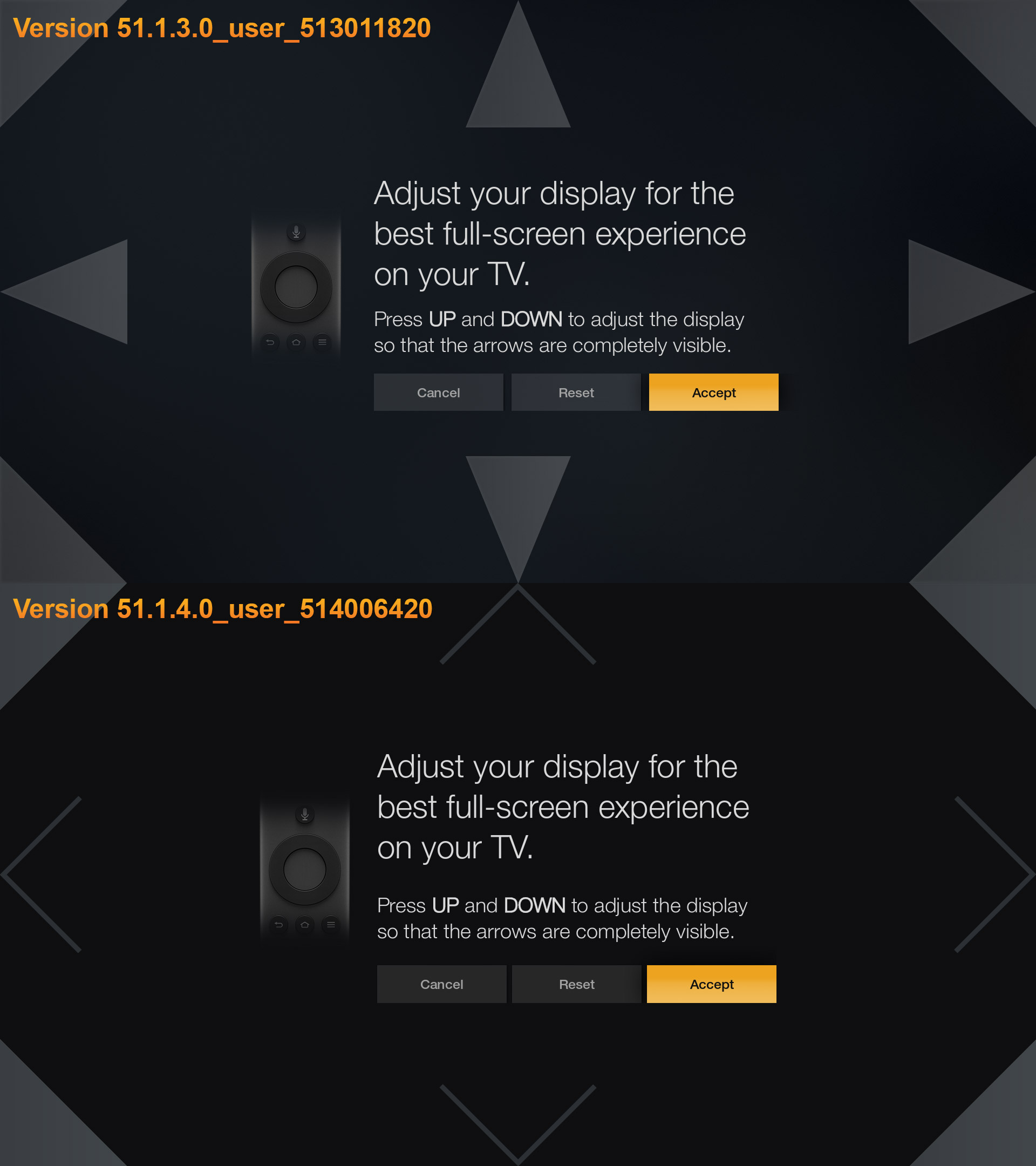 Overview of Fire TV Software Update 51 1 4 0_user_514006420