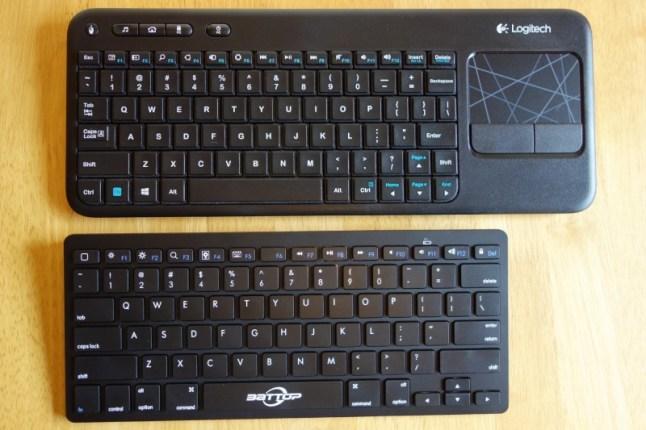 battop-keyboard-compare-logitech-k400
