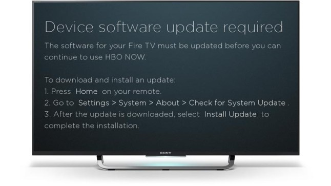 hbo-now-software-update-message