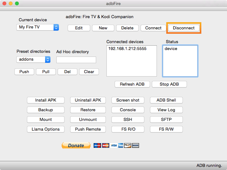 Adbfire Mac 10.6 download