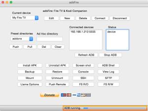 adbfire-mac-installing