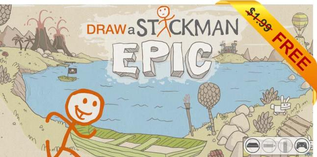 draw-a-stick-man-epic-199-free-deal