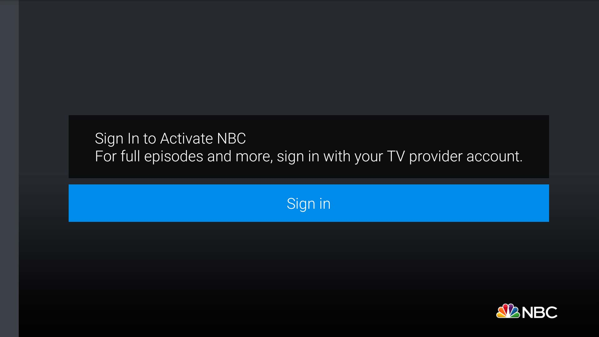 NBC app released for all Amazon Fire TV models | AFTVnews