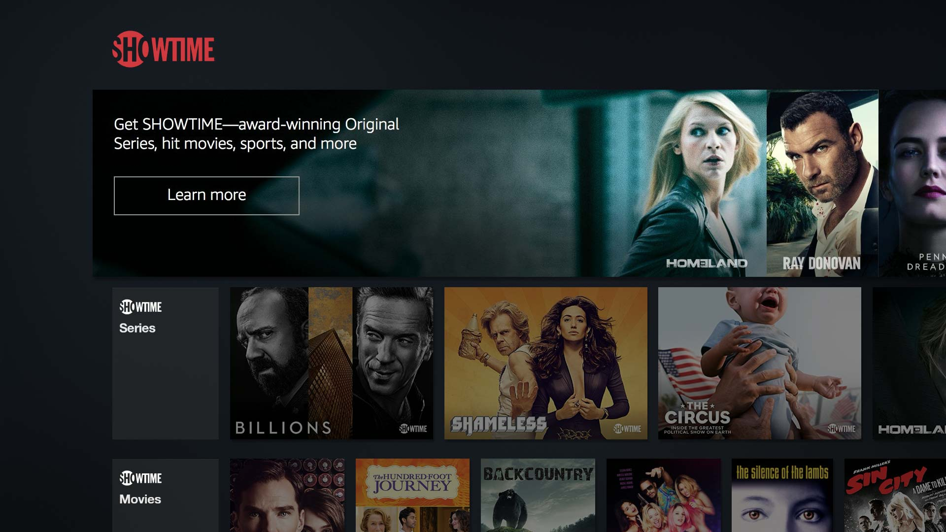 Amazon Fire TV gains native Prime Add-On Subscription