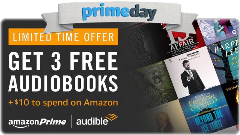 Audible promo code free credit