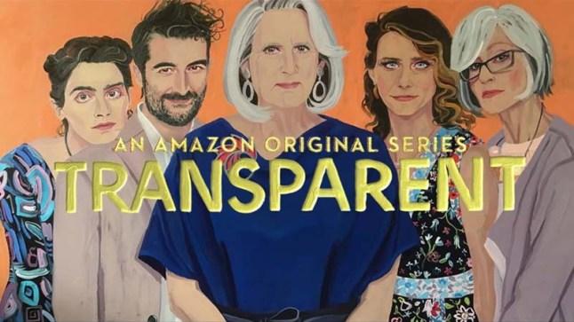 Transparent' season 4, 'Lore' debut, new greenlit shows