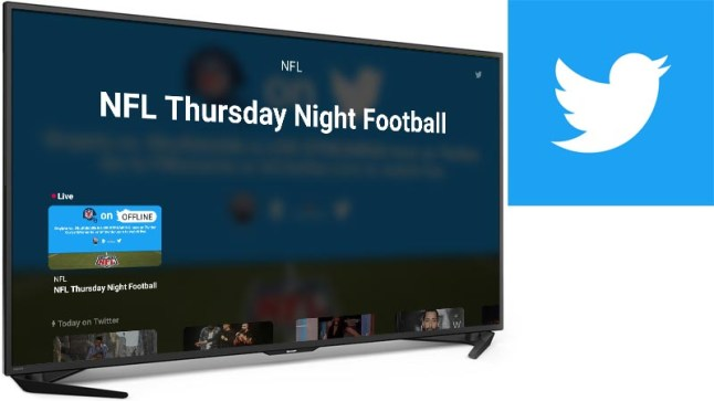 Twitter releases official Fire TV app with Free NFL streams