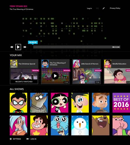 Cartoon Network app arrives on the Amazon Fire TV and Fire ...