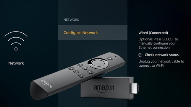 Fire TV Stick 2 better supports USB Ethernet Adapters with
