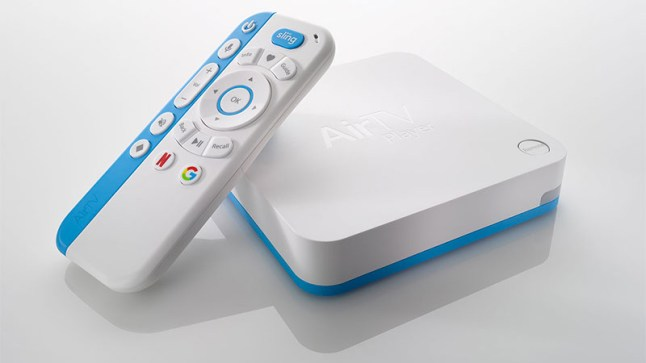 Sling TV unveils their AirTV Player with Android TV and an OTA tuner