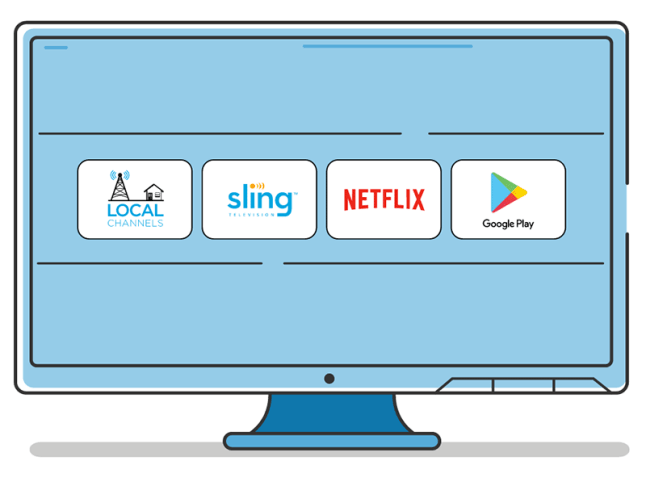 Sling TV unveils their AirTV Player with Android TV and an