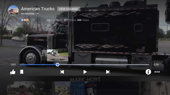 Facebook releases video app for the Amazon Fire TV and Fire