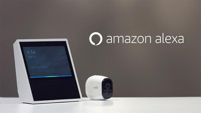 Amazon Alexa can now playback Security Camera Recordings on Fire TVs