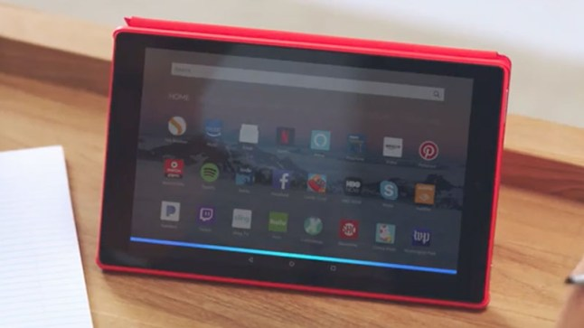 Amazon's new Fire HD 10 is essentially a Fire TV 2 in tablet