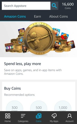 Amazon launches a new Appstore app for Android devices to