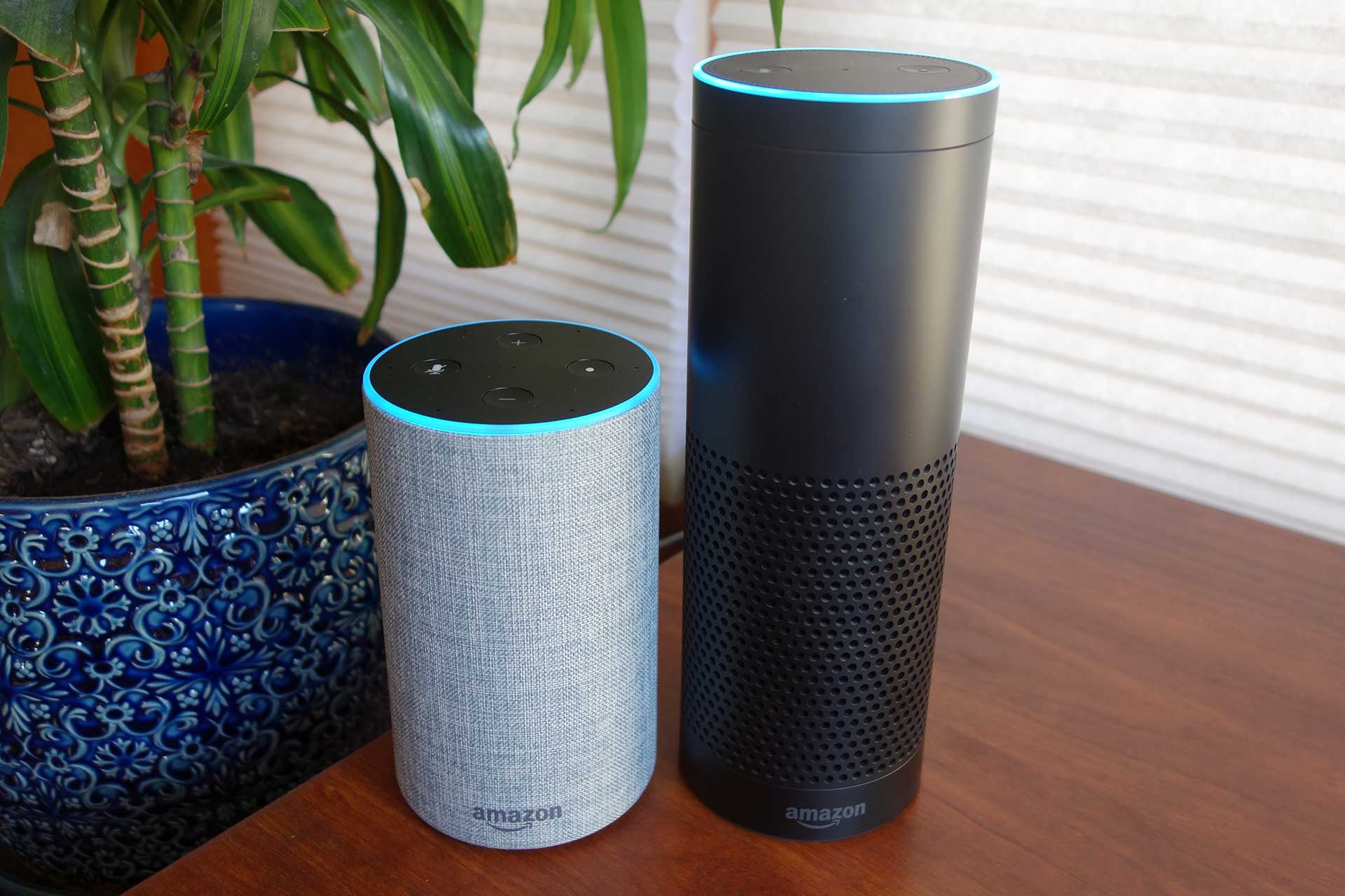 Alexa's new 'Brief Mode' makes Amazon's voice-activated assistant talk less