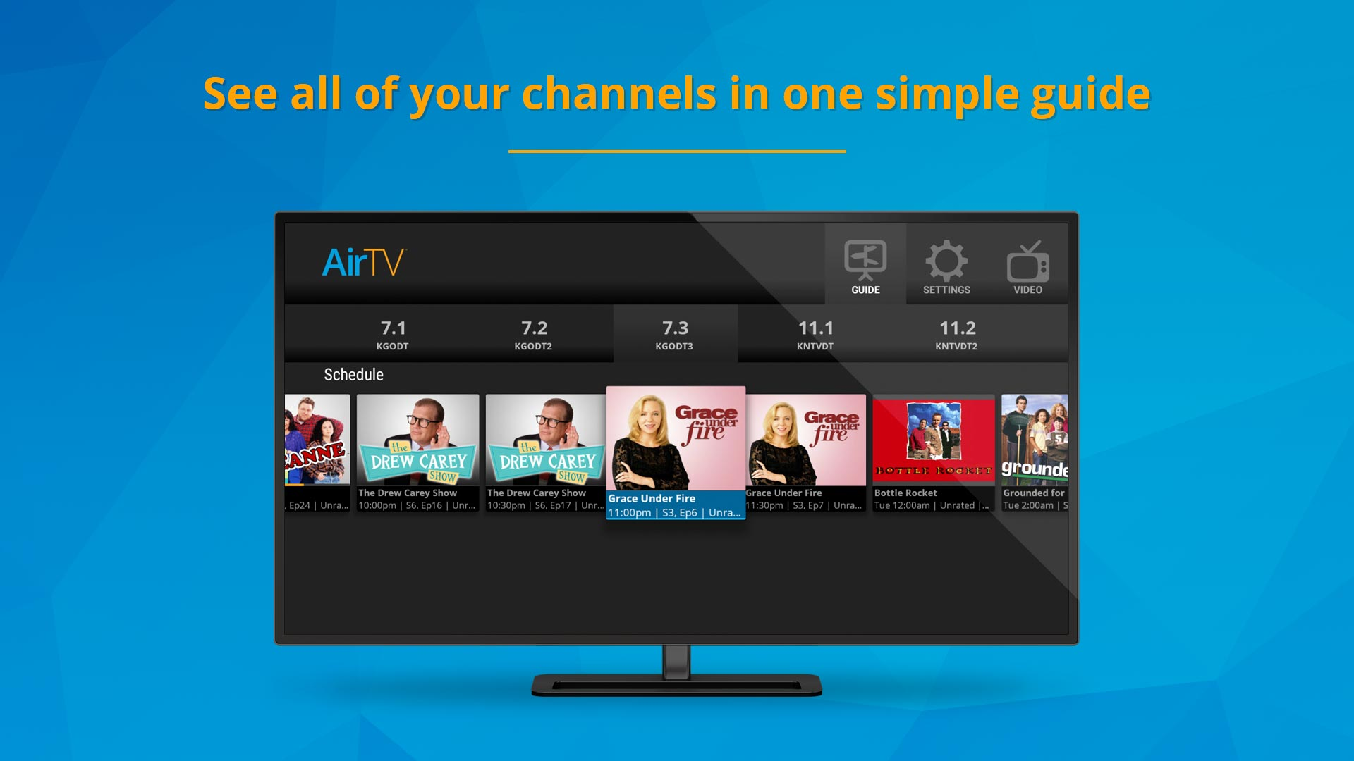 AirTV announces network OTA tuner with Sling TV compatibility and ...
