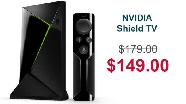 NVIDIA Shield TV is on sale for $149 — Lowest Price Ever