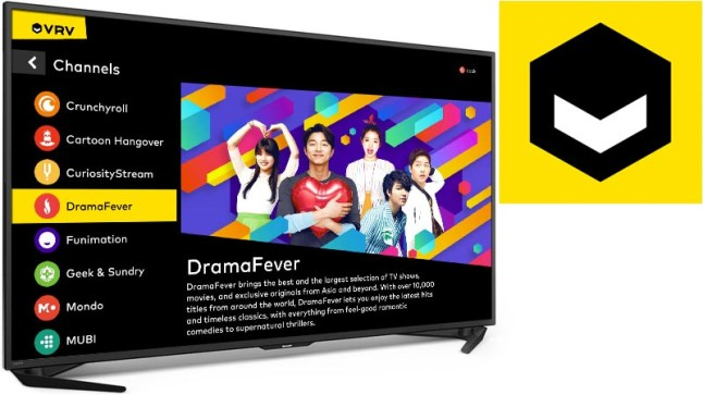 Dramafever amazon fire
