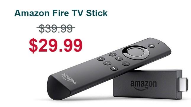 amazon fire tv stick price