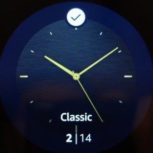Amazon adds several new Clock Face Themes to the Echo Spot