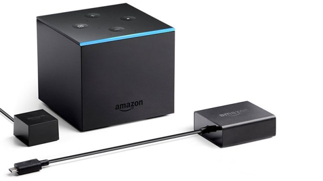 Everything you can do with the Amazon Fire TV Cube's Micro