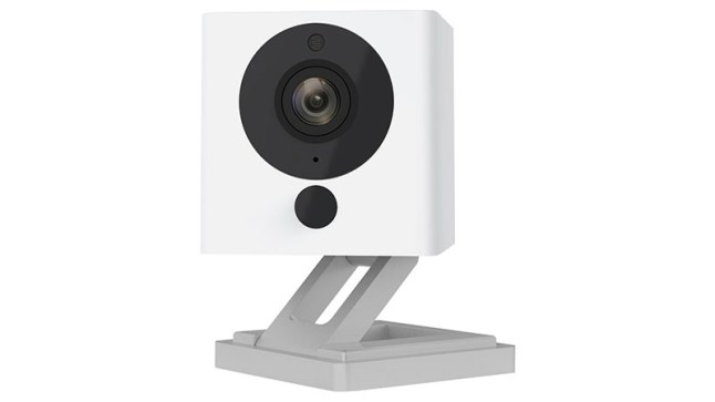 The $20 Wyze Cam security camera now works with Amazon Alexa