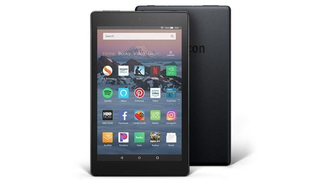 Amazon introduces new Fire HD 8 tablet with hands-free Alexa