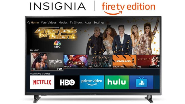 Best Buy releases their Insignia 4K Fire TV Edition